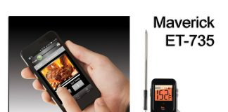 Grillthermometer Maverick