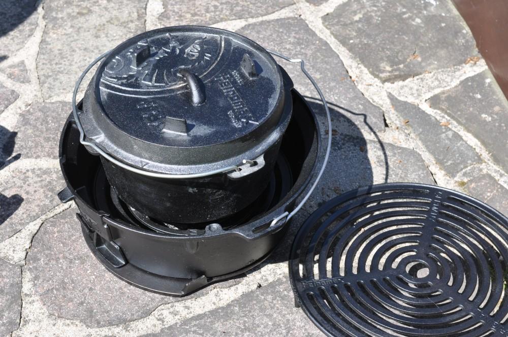 Dutch Oven Kochstelle Petromax Feuergrill tg3 – Grill und Dutch Oven Kochstelle im Test-petromax feuergrill tg3-Petromax Feuergrill tg3 07