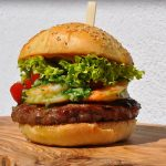 Surf and Turf Burger-Surf and Turf Burger 03 150x150-Surf and Turf Burger mit Garnelen