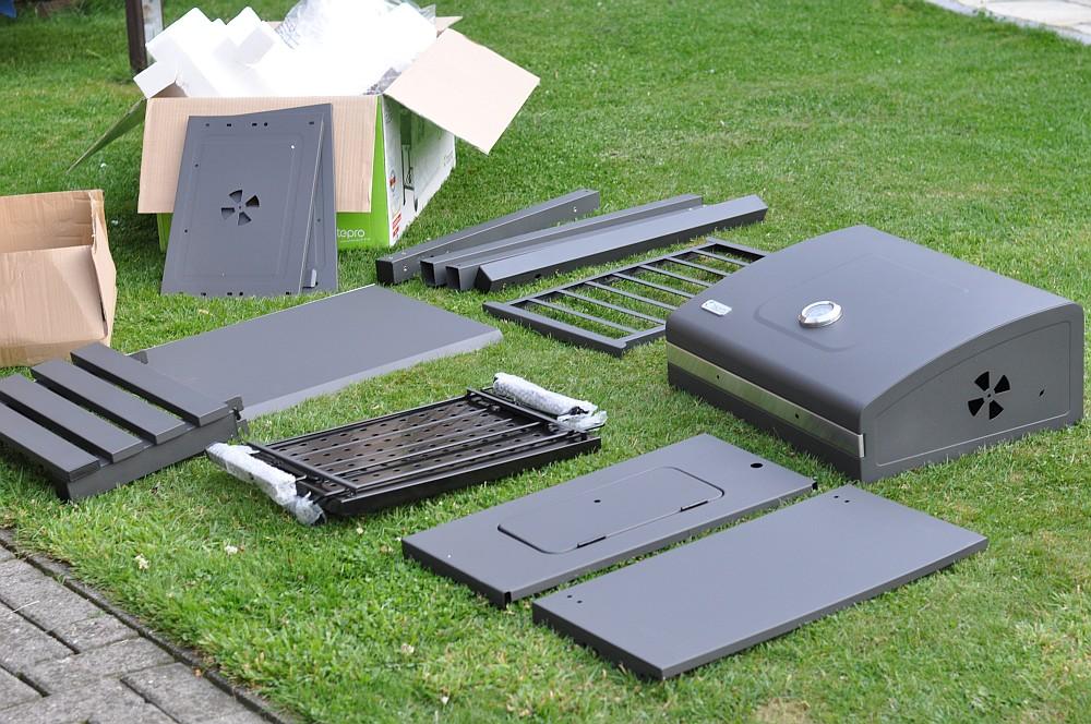 tepro toronto holzkohlegrill im test. Black Bedroom Furniture Sets. Home Design Ideas