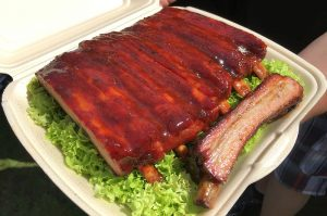 Ribs Turn-In Beer, Fries & BBQ in Hasselt mit den BBQ Wieseln-beer, fries & bbq-Beer Fries and BBQ Hasselt 06 300x199
