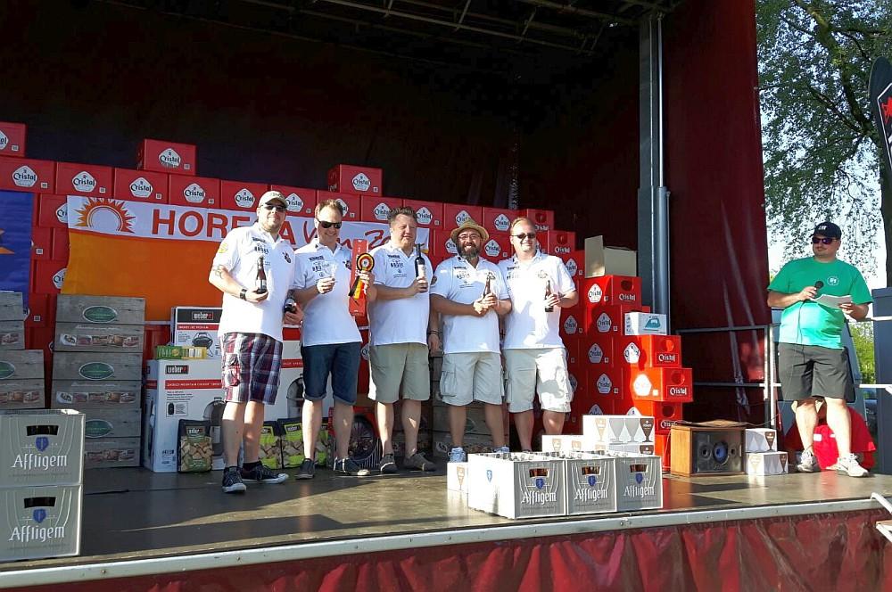 Beer, Fries & BBQ Beer, Fries & BBQ in Hasselt mit den BBQ Wieseln-beer, fries & bbq-Beer Fries and BBQ Hasselt 09