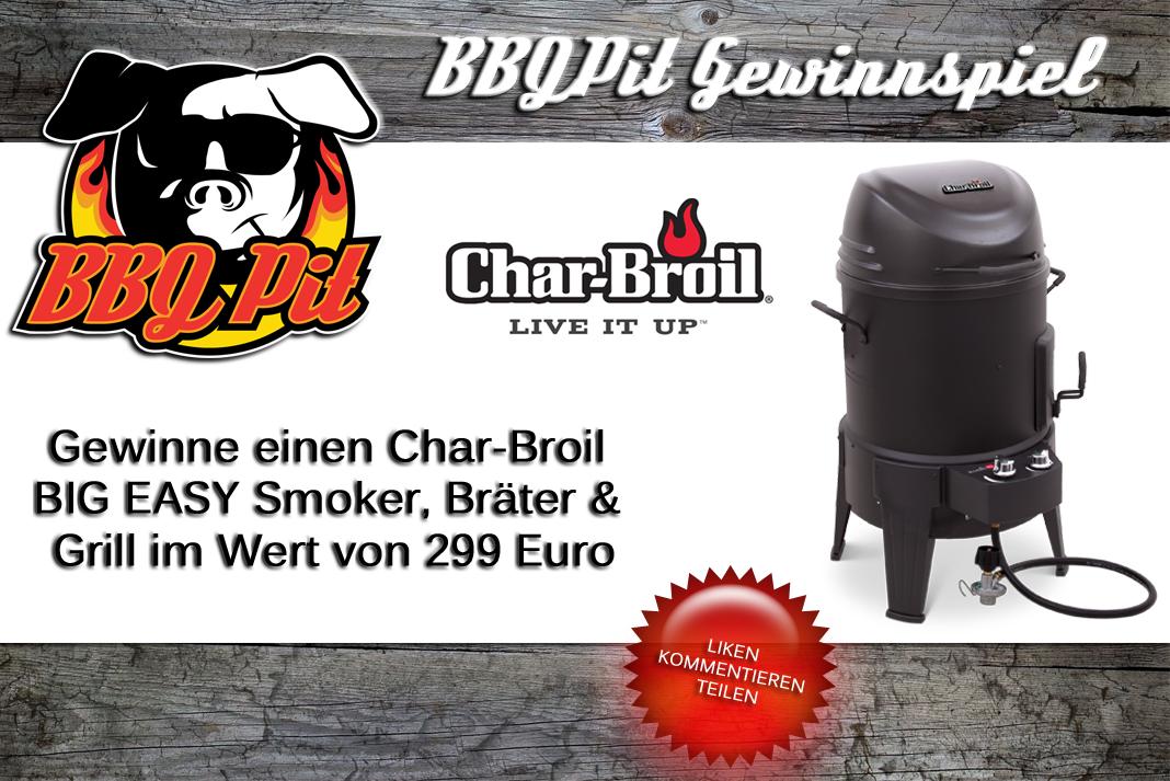 Char-Broil BIG EASY SRG