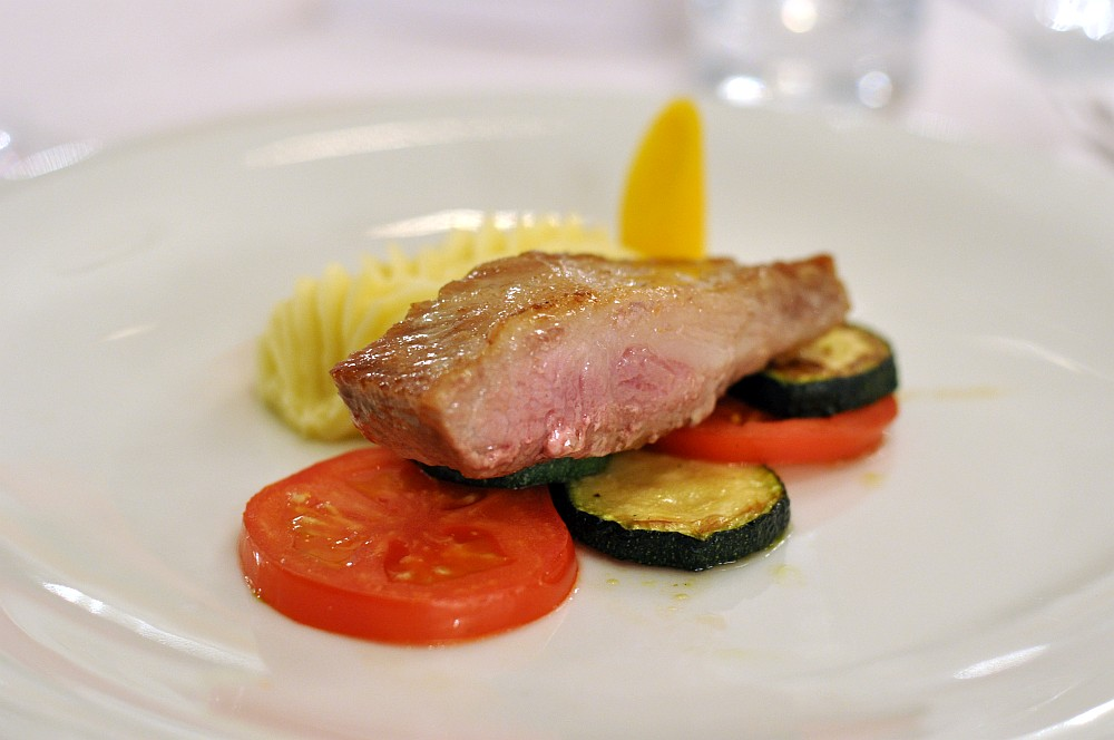 Iberico Secreto albers grand meat tasting-Grand Meat Tasting Albers Food 05-Albers Grand Meat Tasting im Steigenberger Parkhotel Düsseldorf