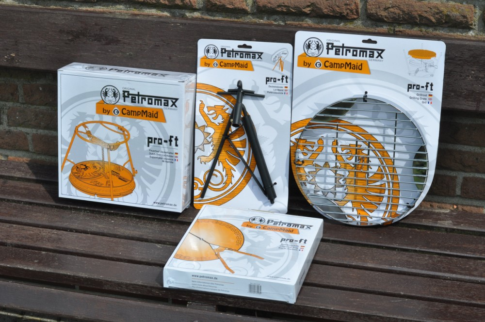 Petromax Pro-Ft petromax pro-ft-Petromax Pro Ft Campmaid Dutch Oven Zubeh  r 01-Petromax pro-ft – innovatives Dutch Oven Zubehör by CampMaid
