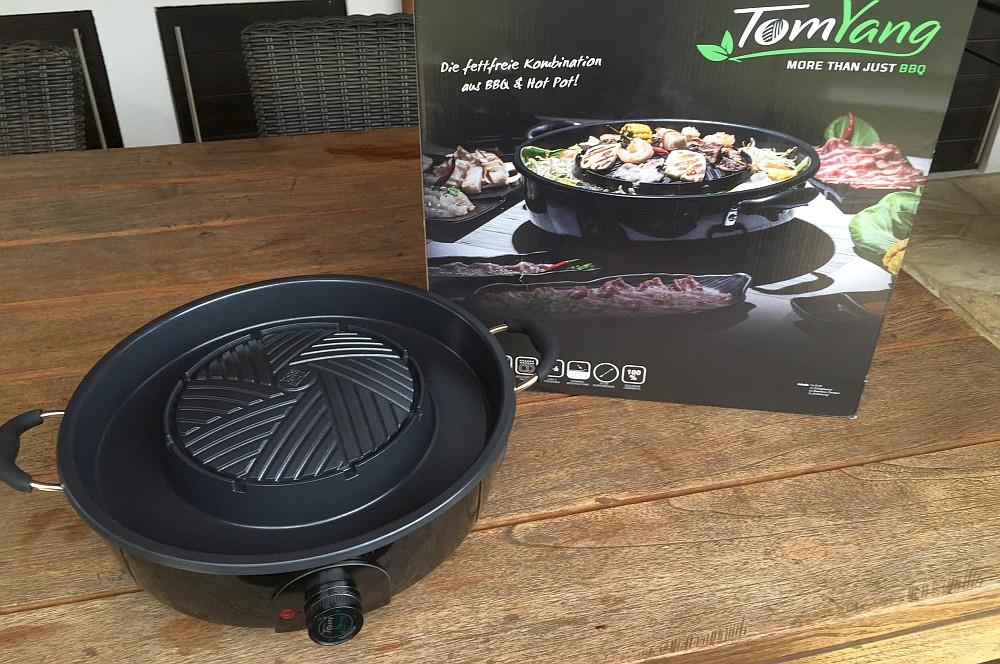 TomYang BBQ tomyang bbq-Tom Yang BBQ Lifestyle Grill 01-TomYang BBQ – Thai Lifestyle Tischgrill Hot Pot im BBQPit-Test