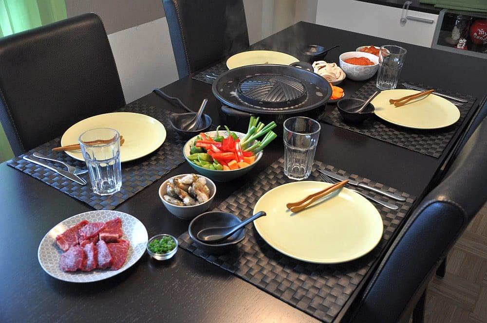 Tom Yang BBQ tomyang bbq-Tom Yang BBQ Lifestyle Grill 02-TomYang BBQ – Thai Lifestyle Tischgrill Hot Pot im BBQPit-Test