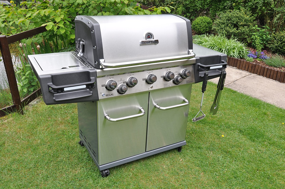 Broil King Regal 590 Pro Gasgrill U2013 Unboxing, Aufbau Und 1.Test