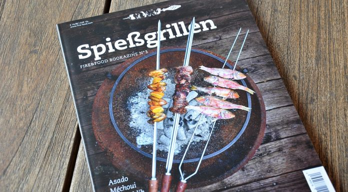 Fire & Food Bookazine