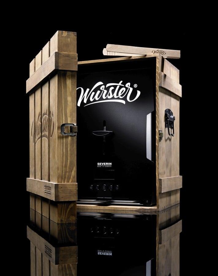 Wurster-Gewinnspiel Wurster-Gewinnspiel: Gewinne einen Wursttoaster im Wert von 399 Euro!-Wurster-Gewinnspiel-WursterWursttoaster01