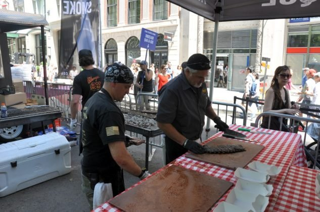 big apple bbq block party-Big Apple BBQ Block Party 2016 09 633x420-Big Apple BBQ Block Party 2016 in New York