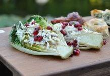 Salat grillen
