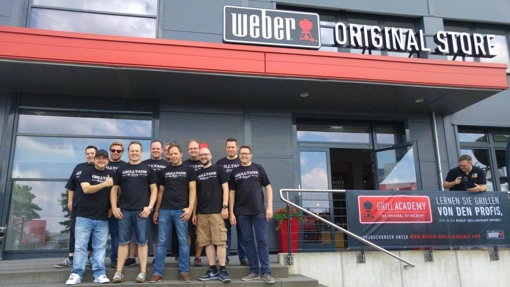 Grilltank Original Kassel Grilltank Original 2016 im Weber Original Store Kassel-Grilltank Original-Grilltank Original Kassel Weber Original Store 13