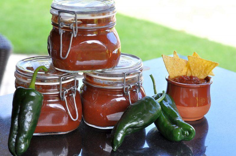 tomaten-zucchini-salsa-Tomaten Zucchini Salsa 800x531-Tomaten-Zucchini-Salsa – die perfekte Dip-Sauce
