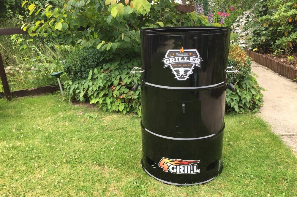 Westfalia-Batavia-BBQ-Grill batavia bbq-grill-Westfalia Batavia BBQ Grill 05-Batavia BBQ-Grill 4 in 1 im BBQPit-Test