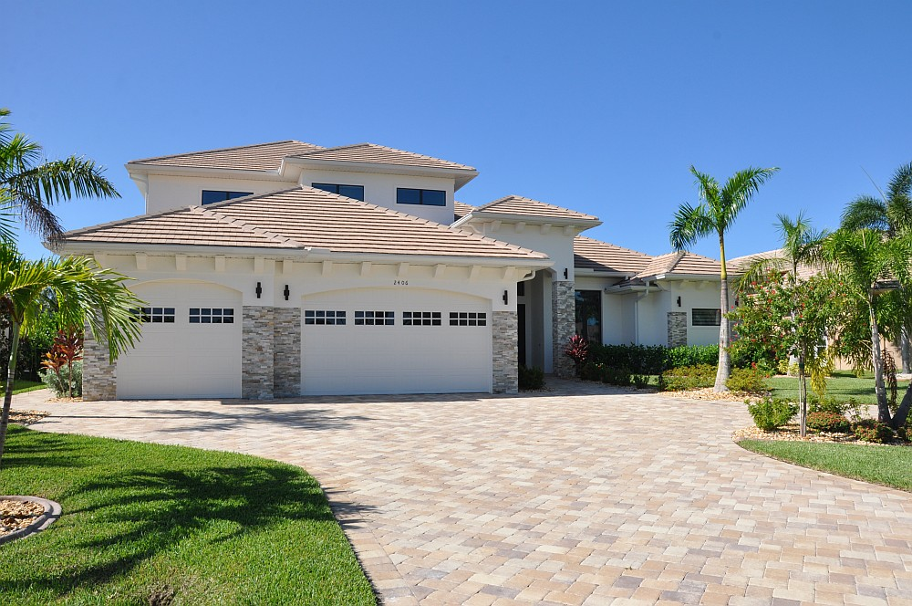 """Villa Sedona Villa Sedona in Cape Coral / Florida – die """"Grillvilla""""-villa sedona-Villa Sedona Cape Coral Florida Grillvilla 01"""