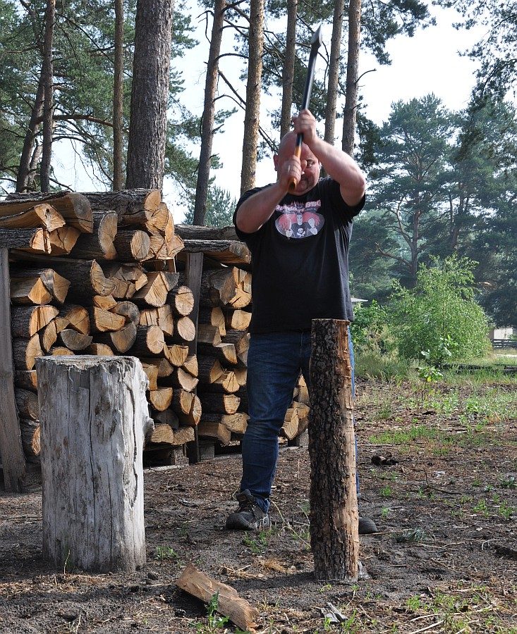 Räucherholzproduktion Axtschlag BBQ Wood – Zu Besuch in der Räucherholzproduktion-axtschlag-Axtschlag BBQ Wood Raeucherholz 10