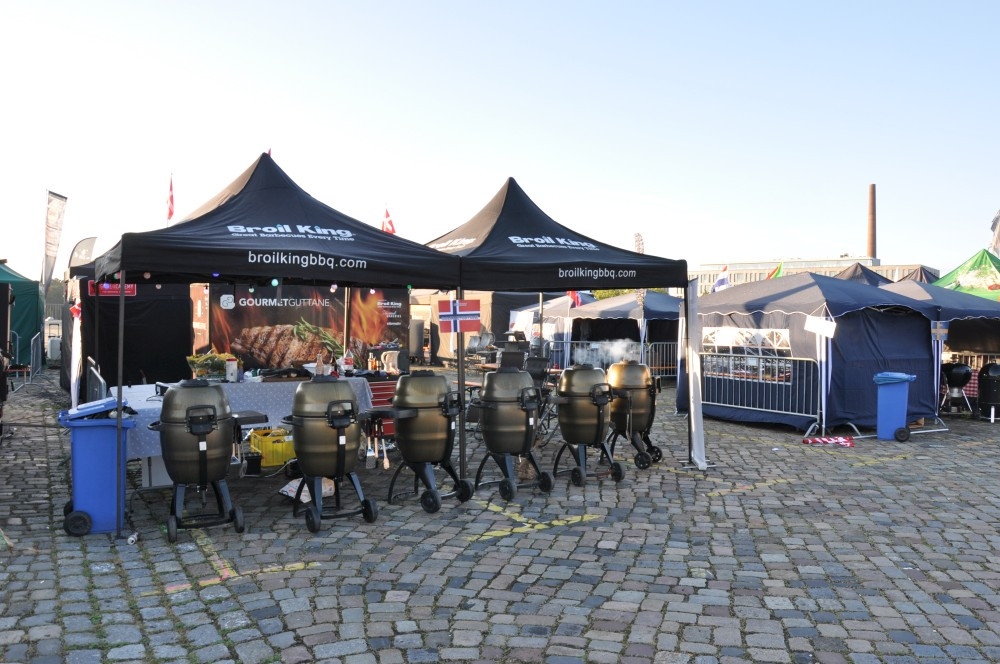Grill-Europameisterschaft 2016: BBQ Wiesel werden Vize-Europameister-Grill-Europameisterschaft 2016-BBQ Europmeisterschaft 2016 Bremen BBQ Wiesel 13