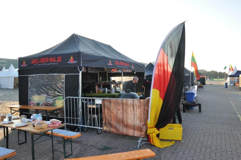 Grill-Europameisterschaft 2016: BBQ Wiesel werden Vize-Europameister-Grill-Europameisterschaft 2016-BBQ Europmeisterschaft 2016 Bremen BBQ Wiesel 15