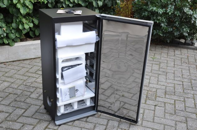 bradley digital-smoker-Bradley Smoker 04 633x420-Vorstellung und Test: Bradley Digital-Smoker