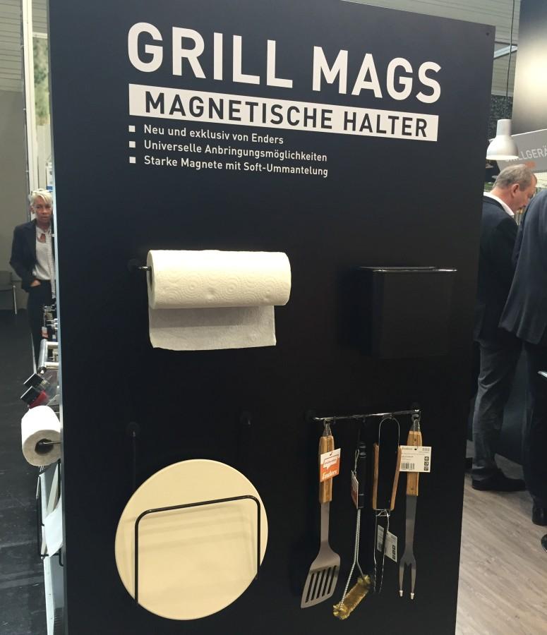 grill-neuheiten 2017-Grill Neuheiten 2017 Enders Magnethalter SPOGA 2016 Koeln 38-Grill-Neuheiten 2017 von der Grillmesse SPOGA 2016 in Köln
