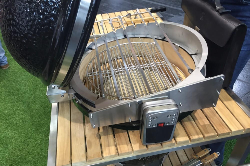 grill neuheiten 2017 von der grillmesse spoga 2016 in k ln. Black Bedroom Furniture Sets. Home Design Ideas