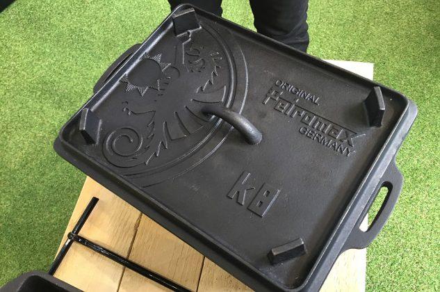 grill-neuheiten 2017-Grill Neuheiten 2017 Petromax KastenformK8 SPOGA 2016 Koeln 33 633x420-Grill-Neuheiten 2017 von der Grillmesse SPOGA 2016 in Köln