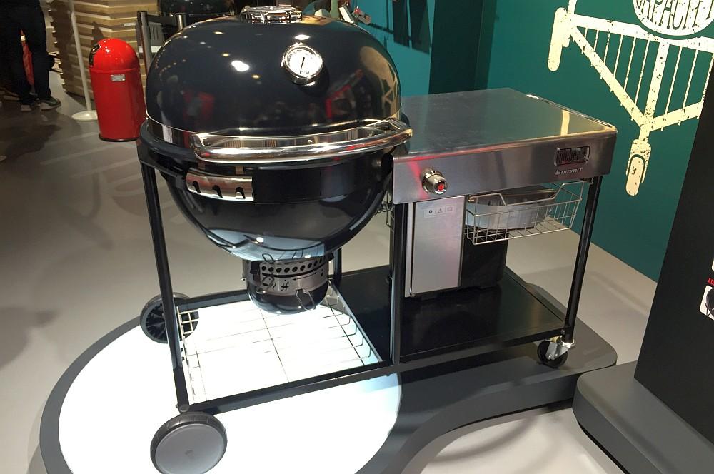grill-neuheiten 2017 grill-neuheiten 2017-Grill Neuheiten 2017 Weber Summit Charcoal SPOGA 2016 Koeln-Grill-Neuheiten 2017 von der Grillmesse SPOGA 2016 in Köln