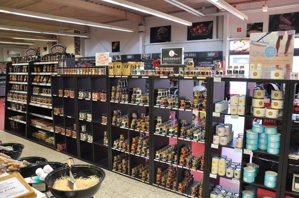 Zu Besuch im Grillfürst Megastore in Bad Hersfeld-grillfürst megastore-Grillfuerst Megastore Bad Hersfeld 21