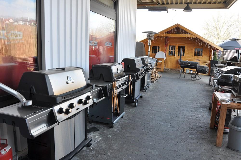 Zu Besuch im Grillfürst Megastore in Bad Hersfeld-grillfürst megastore-Grillfuerst Megastore Bad Hersfeld 25