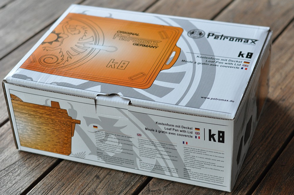 petromax kastenform k8 Petromax Kastenform K8 – eckiger Dutch Oven aus Gusseisen-petromax kastenform k8-Petromax Kastenform K8 01