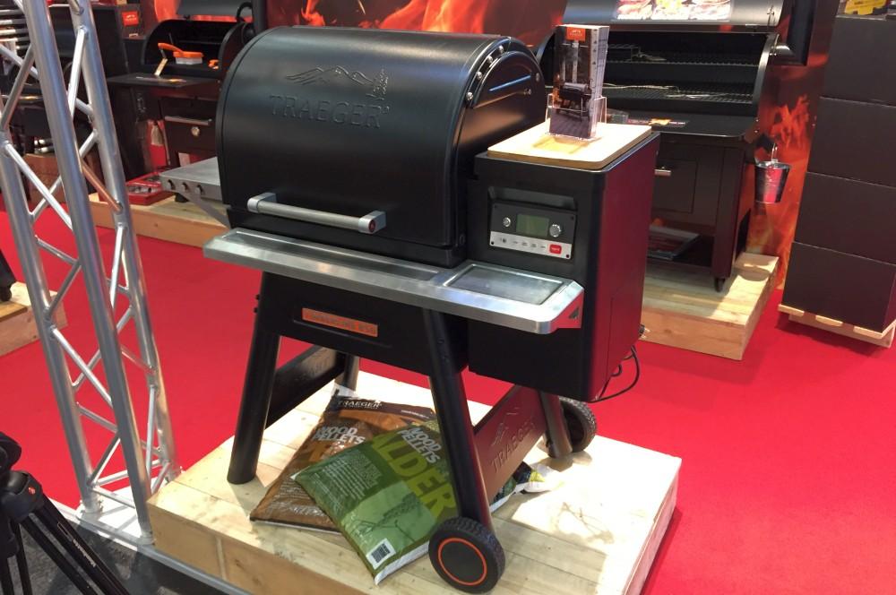 Traeger Pelletgrill SPOGA 2016 grill-neuheiten 2017-SPOGA 2016 Koeln 01-Grill-Neuheiten 2017 von der Grillmesse SPOGA 2016 in Köln