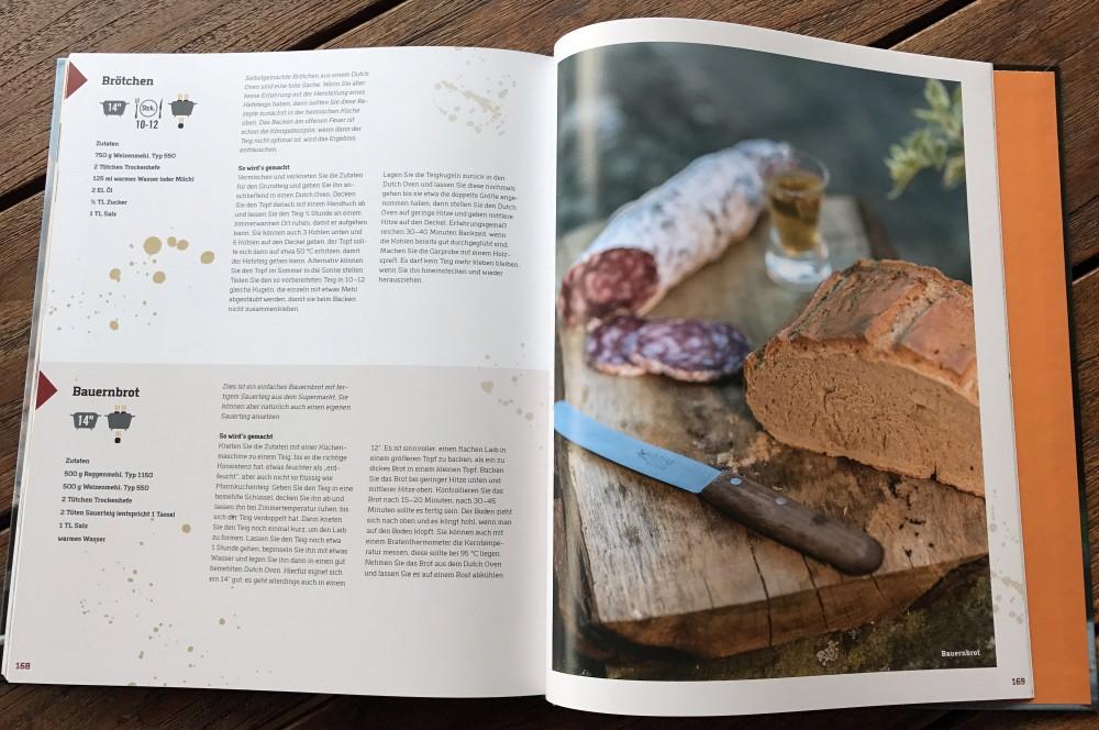 Das grosse Dutch Oven Buch von Carsten Bothe-Das grosse Dutch Oven Buch-Das Grosse Dutch Oven Buch Carsten Bothe Heel Verlag 07