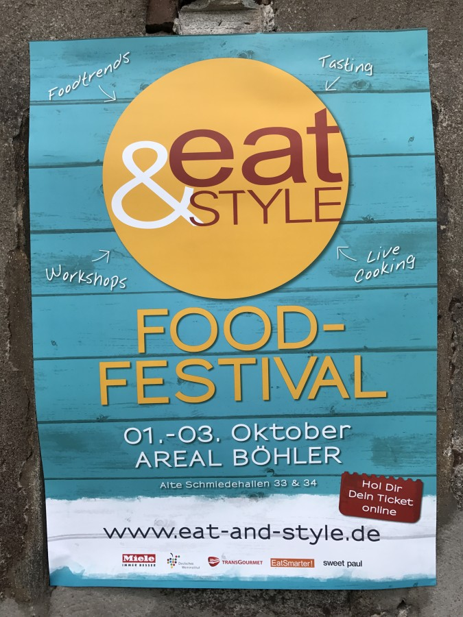 eat-and-style-duesseldorf eat & style 2016-Eat and Style Duesseldorf 2016 01-Eat & Style 2016 in Düsseldorf – das Food-Festival