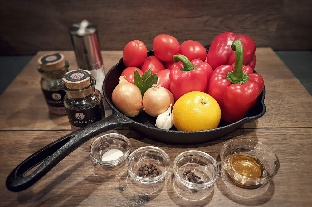 Ketchup selber machen Ketchup selber machen – Rezept für Tomatenketchup-ketchup selber machen-Ketchup selber machen Tomatenketchup 01