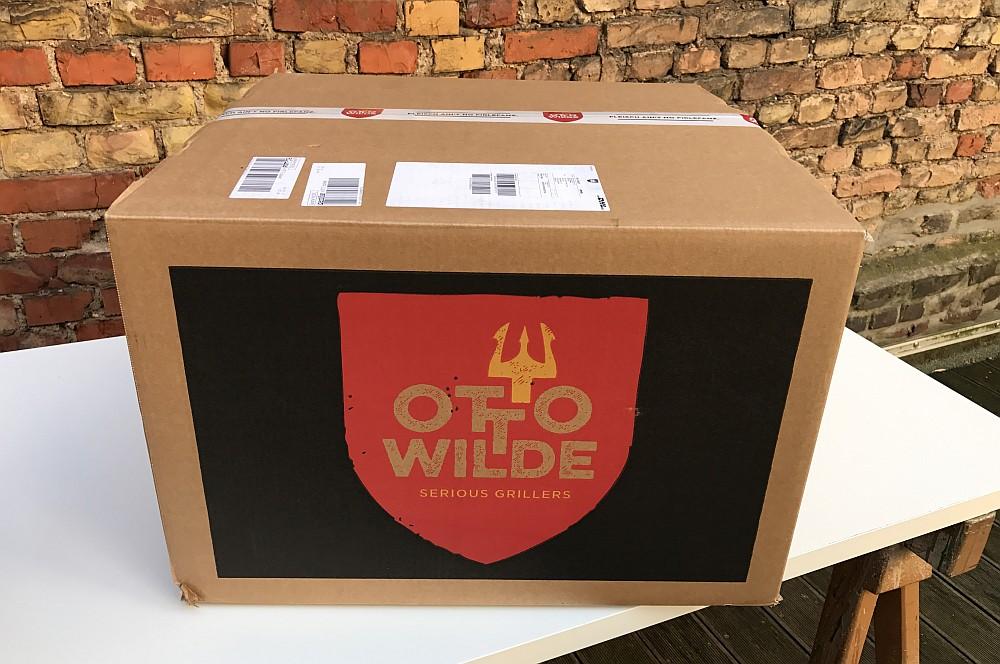 Unboxing und Inbetriebnahme des O.F.B. Unboxing und Inbetriebnahme des O.F.B. von Otto Wilde Grillers-unboxing und inbetriebnahme des o.f.b.-Ottos OFB Unboxing Otto Wilde Grillers 01