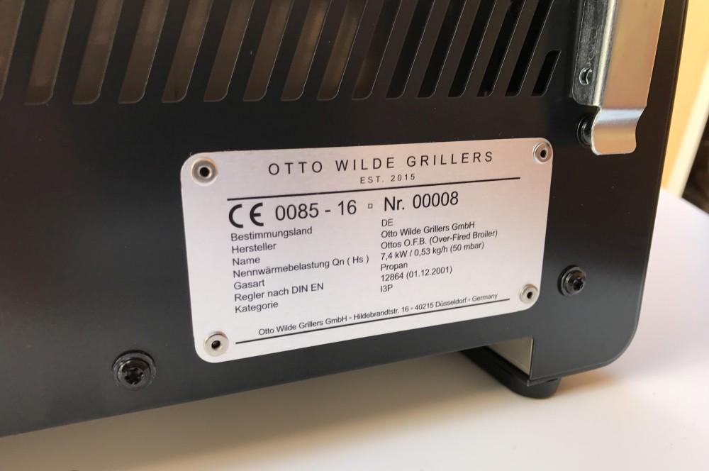 Unboxing und Inbetriebnahme des O.F.B. von Otto Wilde Grillers-unboxing und inbetriebnahme des o.f.b.-Ottos OFB Unboxing Otto Wilde Grillers 09