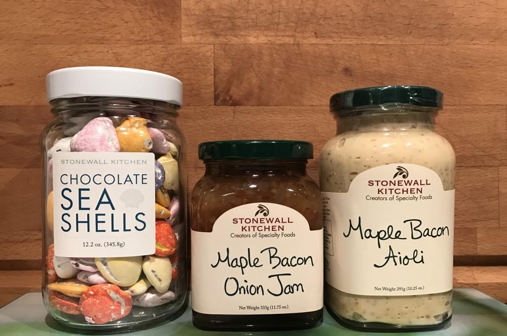 Maple Bacon Onion Jam stonewall kitchen-Stonewall Kitchen York Factory 14-Zu Besuch bei Stonewall Kitchen in York, Maine (USA)