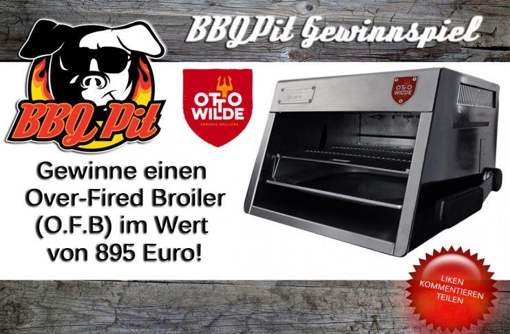 Otto Wilder Grillers Gewinnspiel