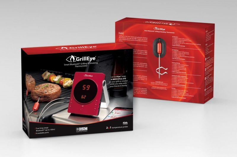 grilleye-GrillEye Thermometer Bluetooth Grillthermometer 800x531-GrillEye Thermometer – Bluetooth Grillthermometer im BBQPit-Test