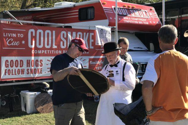 Jack Daniel's BBQ World Championship 2016 mit den BBQ Wieseln-jack daniel's bbq world championship 2016-Jack Daniels BBQ World Championship 2016 BBQ Wiesel 22 633x420