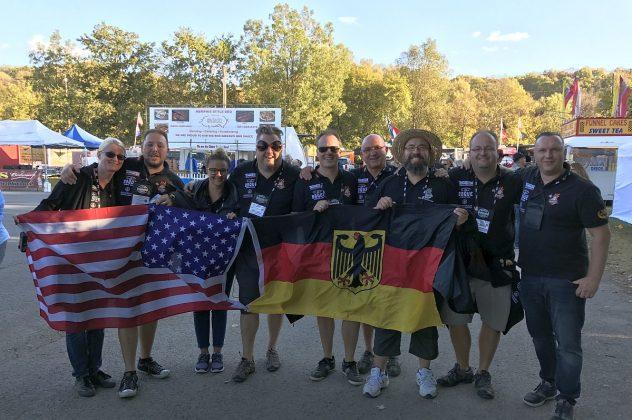 BBQ Wiesel Jack Daniel's BBQ World Championship 2016 mit den BBQ Wieseln-jack daniel's bbq world championship 2016-Jack Daniels BBQ World Championship 2016 BBQ Wiesel 632x420