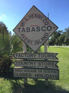 McIlhenny Company Factory Tours tabasco-Tabasco McIlhenny Avery Island Factory 01 225x300-Zu Besuch bei Tabasco auf Avery Island in Louisiana