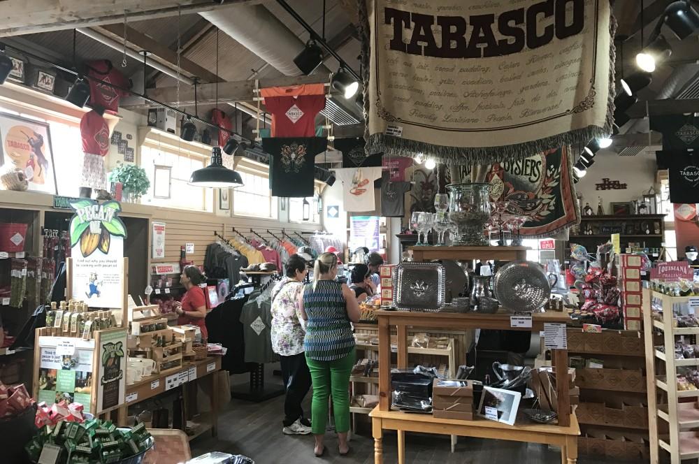 tabasco-Tabasco McIlhenny Avery Island Factory 09-Zu Besuch bei Tabasco auf Avery Island in Louisiana