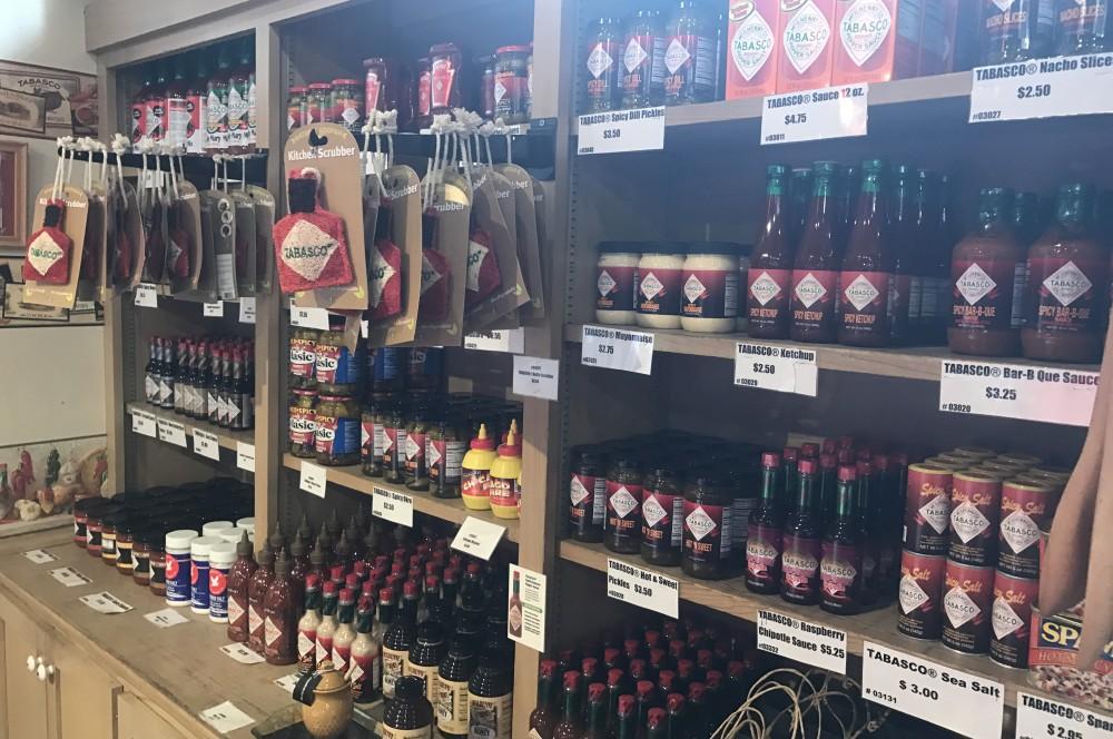 tabasco-Tabasco McIlhenny Avery Island Factory 11-Zu Besuch bei Tabasco auf Avery Island in Louisiana