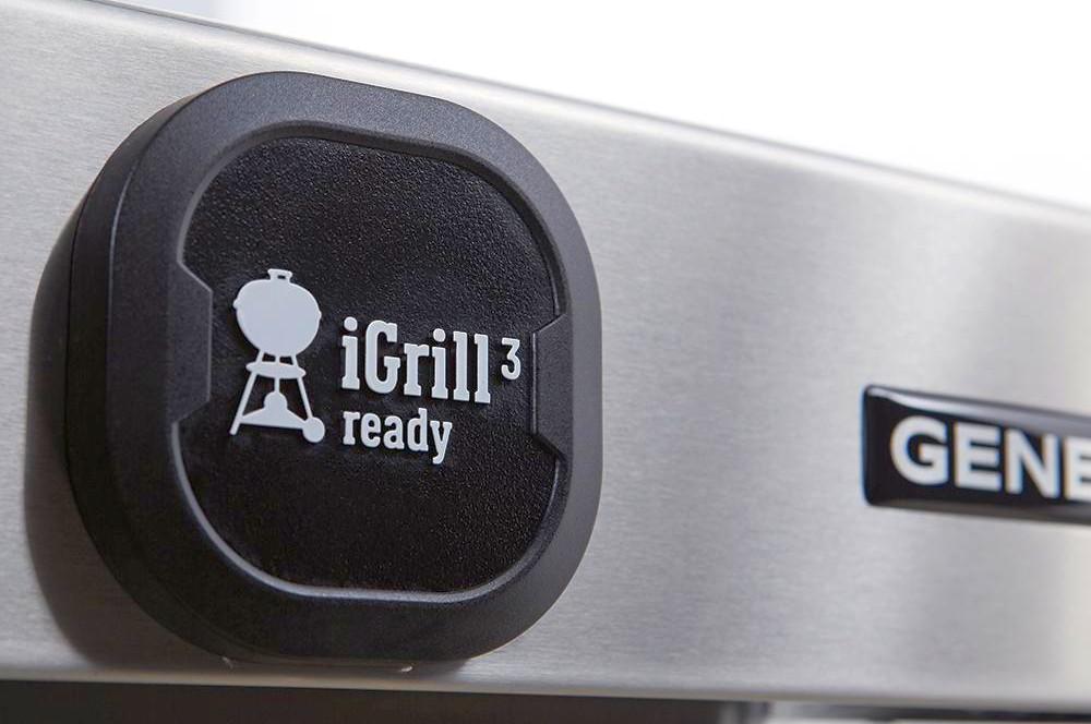 iGrill3 ready weber genesis ii-Weber Genesis II iGrill3 ready-Weber Genesis II – Die neuen 2017er Gasgrill-Modelle