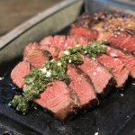 Irish Beef Irisches Entrecôte-Steak / dry-aged RibEye mit Chimichurri-irisches entrecôte-Irisches Entrecote Steak dry aged RibEye Chimichurri 150x150