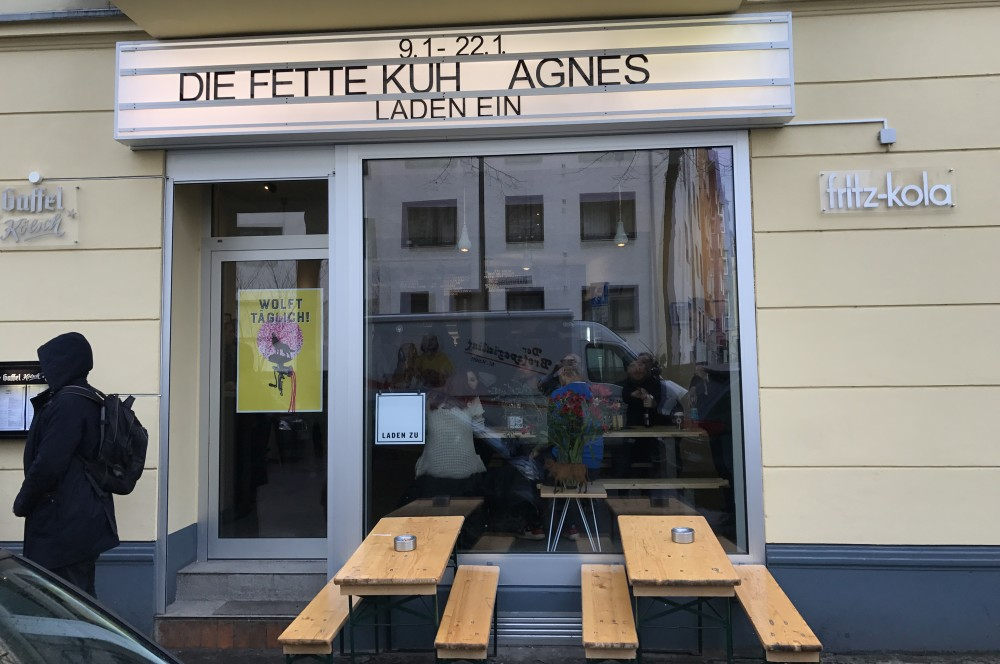 LADEN EIN meets Fette Kuh LADEN EIN-Laden Ein Koeln Fette Kuh Agnes 01-LADEN EIN in Köln – Die Fette Kuh Agnes im Pop-Up-Restaurant
