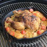 maishähnchen-Maish  hnchen Pit Powder Kartoffeln 03 150x150-Maishähnchen mit Kartoffelscheiben vom Grill