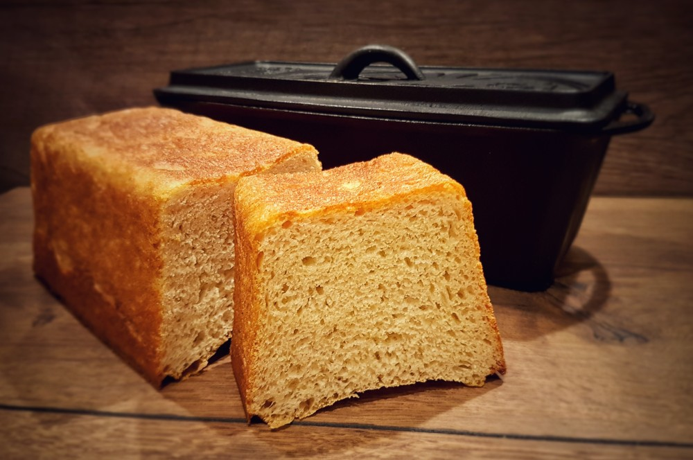toast selber machen rezept f r selbstgebackenes toastbrot. Black Bedroom Furniture Sets. Home Design Ideas